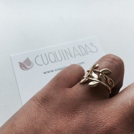 """Anillo """"Laurier"""""""